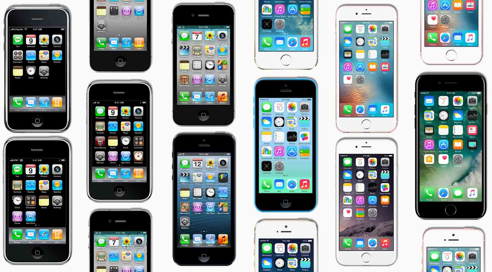 iPhone is turning 10 this year; A quick look at iPhone history