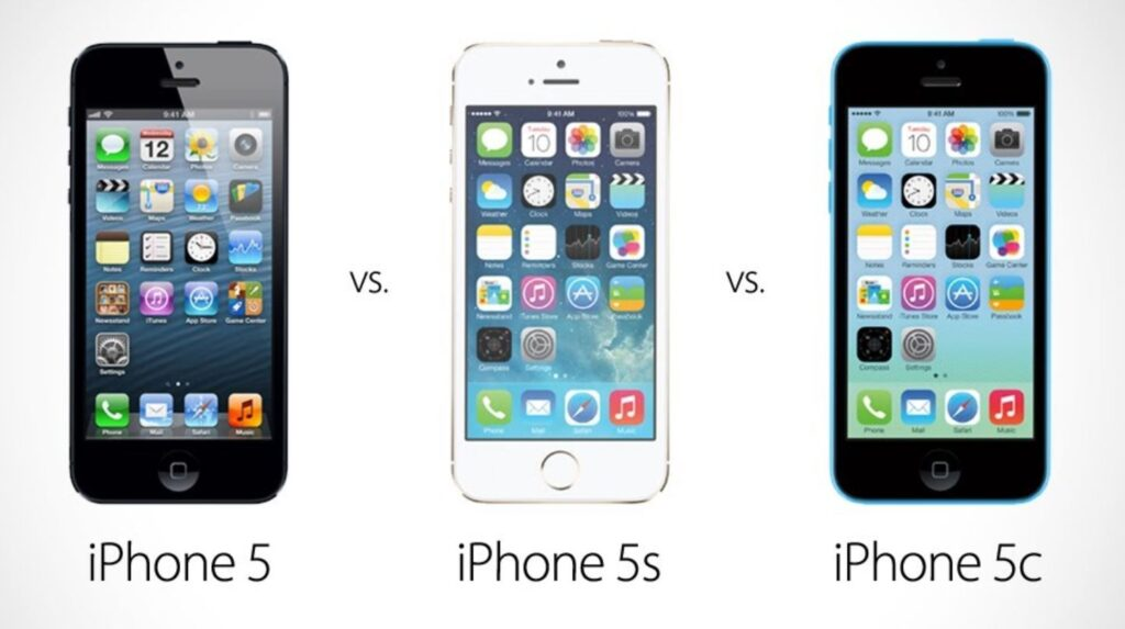iPhone 5S vs. iPhone 5C vs. iPhone 5 –  which one is better?