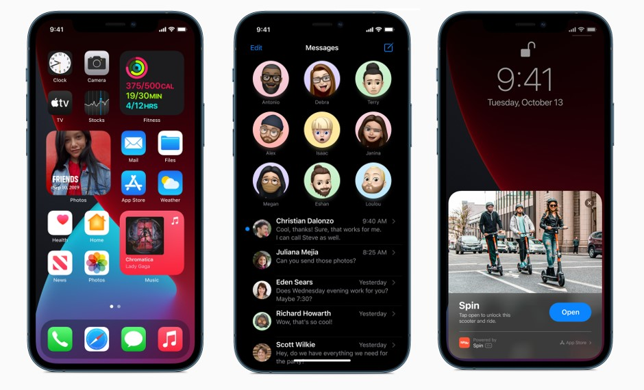 New Apple Ios 14 Features